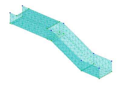 modello-fem-centrale-idroelettrica