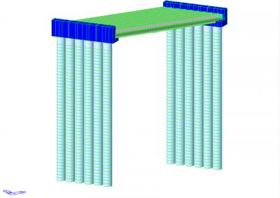 modello-fem-ponte-ferroviario